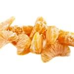Parts of tangerin — Stock Photo