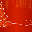 Royalty-Free Stock Imagem Vetorial: Christmas card 2