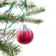 Royalty-Free Stock Photo: Christmas tree ornaments.