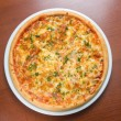 savoureuse pizza italienne — Photo