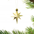 Stock Photo: Christmas bauble