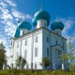 Orthodox church.Arkhangelsk — Stock Photo