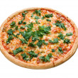 Tasty Italian pizza — Stock Photo #1123975