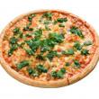 Tasty Italian pizza — Stock Photo