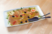 Aspic di carne — Foto Stock