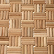 Wooden dowels - Stock Photo