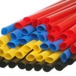 Thin wall heat shrinkable tubing — Stock Photo #1105511