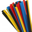 Thin wall heat shrinkable tubing — Stock Photo #1105514