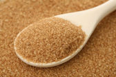 Cane sugar — Stock Photo