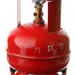 Gas cylinder — Stock Photo