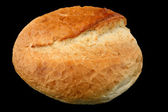 White bread loaf — Stock Photo