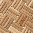 Wooden dowels — Stock Photo