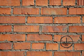 Bricklaying — Stock Photo