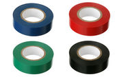 Adhesive insulating tape — Stock Photo