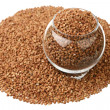 Buckwheat groats — Stock Photo #1796920