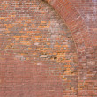 Kremlin brick wall — Stock Photo #1184908