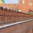 Kremlin wal — Stock Photo #1185170