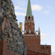 Kremlin tower - Stock Photo