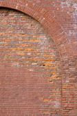 Kremlin brick wall — Foto Stock