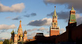 Red Square. — Foto Stock