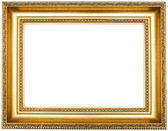 Frame for painting. — Stock Photo