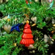 Christmas Tree Toys — Stock Photo #1099942
