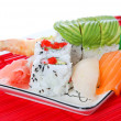 Sushi and maki — Stock Photo #1107722