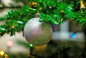 Christmas Tree Toys — Stockfoto