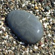 Wet pebbles on the beach of the Black Se — Stock Photo #1104092