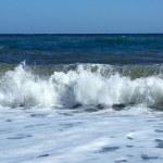 olas en la costa del mar negro 2 — Foto de Stock