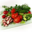 Season of vegetables — Stock Photo #1168952