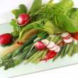 Season of vegetables — Stock Photo
