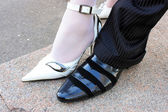Belle scarpe — Foto Stock
