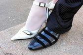 Hermosos zapatos — Foto de Stock