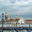 Gondolas, San Marco Venice — Stock Photo #1136247
