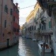 Venice side street — Stock Photo #1136249