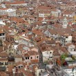 Royalty-Free Stock Photo: Top view of Venice roof.