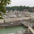 Royalty-Free Stock Photo: Panoramic View of Salzburg, Austria