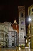 Basilica di Santa Maria del Fiore, Flor — Stock Photo