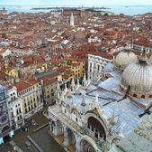 Venice in square — Stock Photo