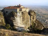 Landscape of Meteora — Stock Photo