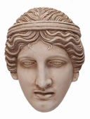 Athena mask — Stockfoto