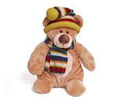 Soft teddy bear — Stock Photo