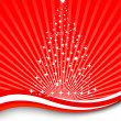 Royalty-Free Stock Vector Image: Christmas magic - magical tree