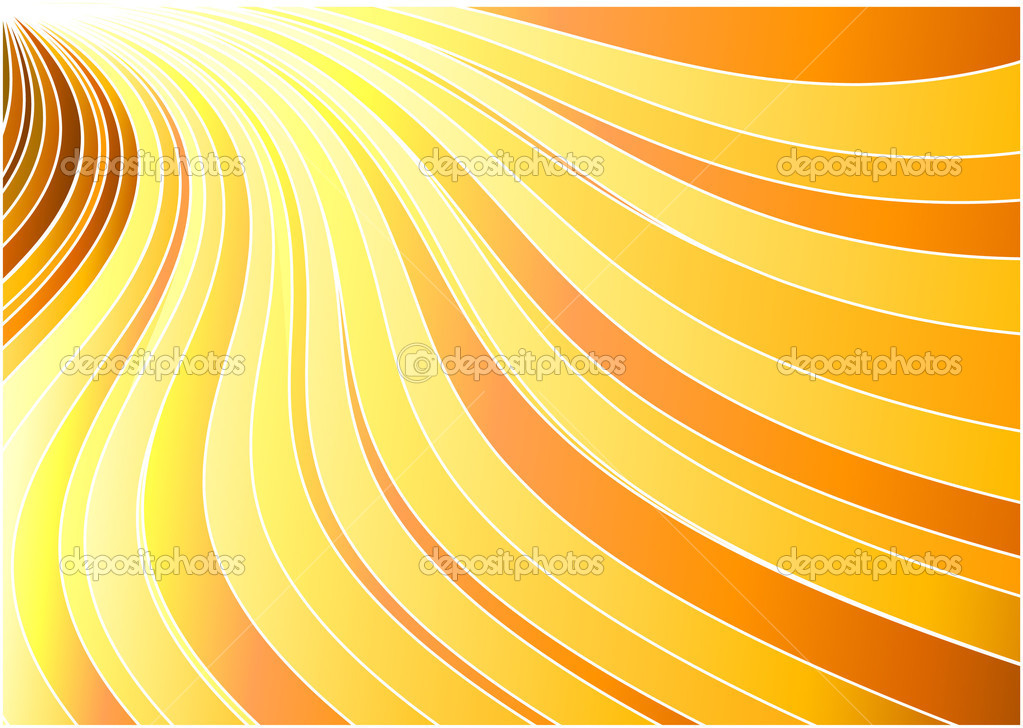 Sunburst banner - sun concept; clip-art  Stock Vector #1274870