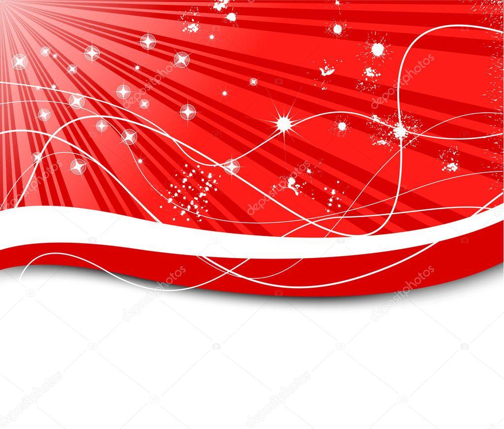 V card background images - Kerstkaart Voor Achtergrond Illustraties Vector Van Phyzick