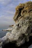 死海 — 图库照片