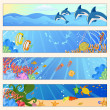Sea life - Foto Stock