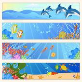 Sea life — Stock Photo