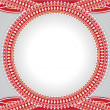 Royalty-Free Stock Photo: Circle frame